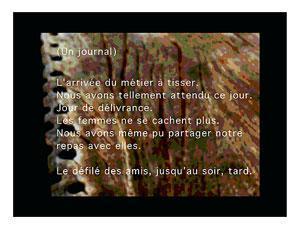 Bracelets LOOM - Design textile by Myriam Balaÿ jo21 Un journal Du proche et du lointain