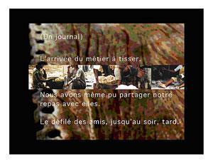 Bracelets LOOM - Design textile by Myriam Balaÿ jo31 Un journal Du proche et du lointain