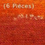 Bracelets LOOM - Design textile by Myriam Balaÿ mosgrand21 6 pièces Du proche et du lointain