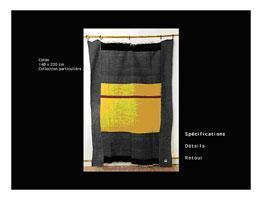 Bracelets LOOM - Design textile by Myriam Balaÿ sans-titre-141 6 pièces Du proche et du lointain