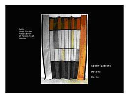 Bracelets LOOM - Design textile by Myriam Balaÿ sans-titre-251 6 pièces Du proche et du lointain