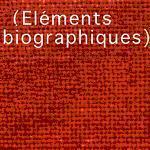 Bracelets LOOM - Design textile by Myriam Balaÿ som11 Eléments biographiques Myriam Devidal Du proche et du lointain