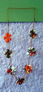 Bracelets LOOM - Design textile by Myriam Balaÿ me_my0461 Perles et fleurs L'appartement