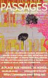 Bracelets LOOM - Design textile by Myriam Balaÿ cvsep06101 Boutique Passages: les cartes de visite Passages