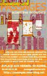 Bracelets LOOM - Design textile by Myriam Balaÿ cvsep65d-11 Boutique Passages: les cartes de visite Passages