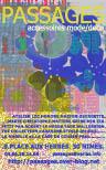 Bracelets LOOM - Design textile by Myriam Balaÿ cvsept0611 Boutique Passages: les cartes de visite Passages