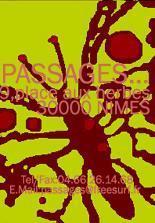 Bracelets LOOM - Design textile by Myriam Balaÿ paprintemps2web1 Boutique Passages: les cartes de visite Passages