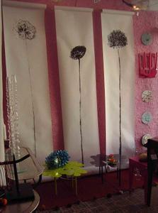 Bracelets LOOM - Design textile by Myriam Balaÿ pissenlieweb1 Wallpaper. Passages
