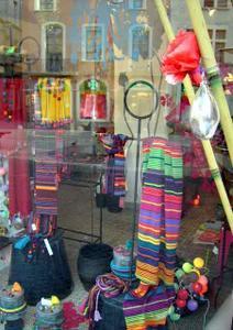 Bracelets LOOM - Design textile by Myriam Balaÿ vitrinesepte061 Vitrine de rentrée Passages