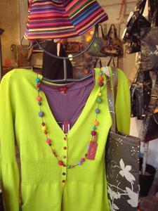 Bracelets LOOM - Design textile by Myriam Balaÿ miaziagilet Les nouveautés de Mia Zia, Robert le Héros et Maison Georgette Passages