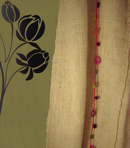 Bracelets LOOM - Design textile by Myriam Balaÿ walldesign1 walldesign et vases Marie L'appartement