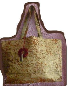 Bracelets LOOM - Design textile by Myriam Balaÿ miaziasacor1 Mia Zia automne hiver 2007 Passages
