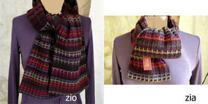 Bracelets LOOM - Design textile by Myriam Balaÿ majikiver1 Echarpe Mia Zia Passages