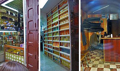 Bracelets LOOM - Design textile by Myriam Balaÿ tapisserie-copie1 Fes vintage L'appartement