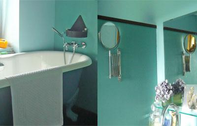 salle de bains couleur d 39 eau myriam bala devidal. Black Bedroom Furniture Sets. Home Design Ideas