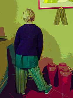 Bracelets LOOM - Design textile by Myriam Balaÿ panrayu1 La cueillette L'appartement me&myself
