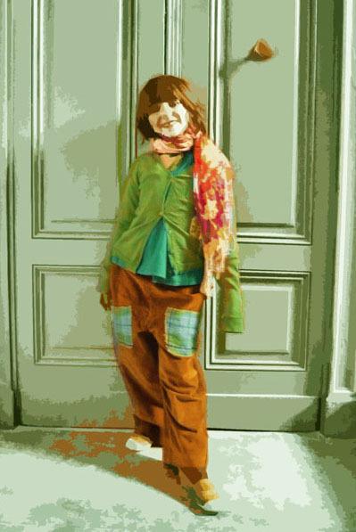 Bracelets LOOM - Design textile by Myriam Balaÿ vert31 Le vert anniversaire me&myself