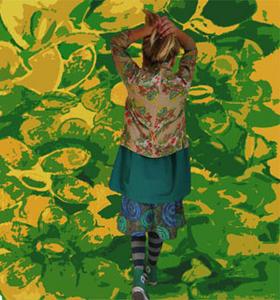 Bracelets LOOM - Design textile by Myriam Balaÿ bobomodi1 Octobre se donne des airs de printemps L'appartement  myriam balaÿ devidal