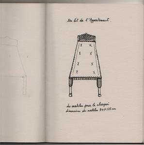 Bracelets LOOM - Design textile by Myriam Balaÿ charpoi1 Matelas pour charpoï L'appartement
