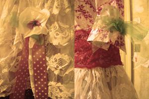 Bracelets LOOM - Design textile by Myriam Balaÿ f-eanne41 Morceaux de fée me&myself