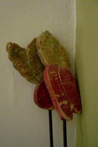 Bracelets LOOM - Design textile by Myriam Balaÿ radiscuisine1 Petite récolte L'appartement
