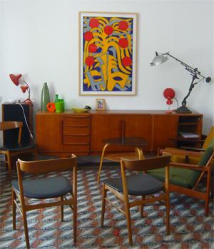 Bracelets LOOM - Design textile by Myriam Balaÿ yayahome41 La maison dans les arbres L'appartement