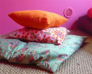 Bracelets LOOM - Design textile by Myriam Balaÿ yayaoffice3 La maison dans les arbres L'appartement