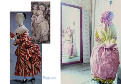 Bracelets LOOM - Design textile by Myriam Balaÿ alix1 Carnaval L'appartement