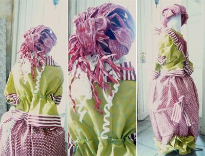 Bracelets LOOM - Design textile by Myriam Balaÿ alix2 Carnaval L'appartement