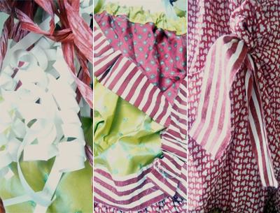Bracelets LOOM - Design textile by Myriam Balaÿ alix31 Carnaval L'appartement
