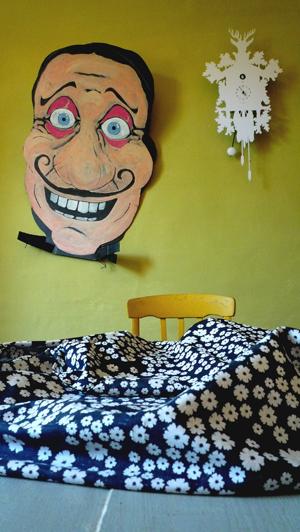 Bracelets LOOM - Design textile by Myriam Balaÿ monstre11 Monstre dans L'Appartement L'appartement