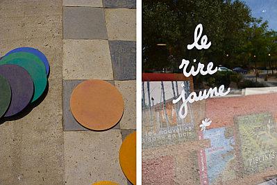 Bracelets LOOM - Design textile by Myriam Balaÿ roussillon31 Une histoire de couleur L'appartement