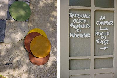 Bracelets LOOM - Design textile by Myriam Balaÿ roussillon41 Une histoire de couleur L'appartement