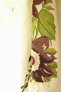 Bracelets LOOM - Design textile by Myriam Balaÿ tissufleur1 vendredi, vétement, végétal, violet, vert ... L'appartement