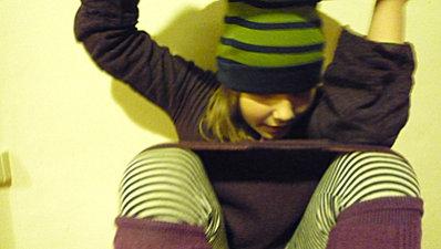 Bracelets LOOM - Design textile by Myriam Balaÿ zoe41 vendredi, vétement, végétal, violet, vert ... L'appartement