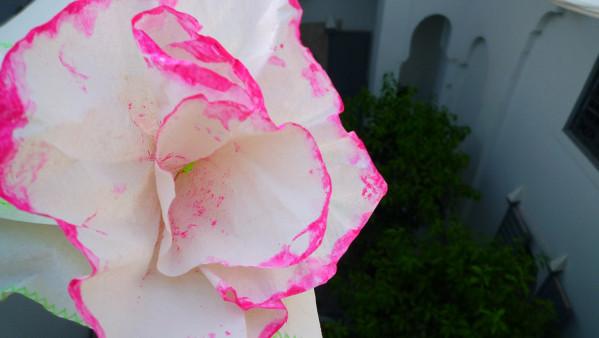 Bracelets LOOM - Design textile by Myriam Balaÿ cadeau3 rencontre au sommet & plongée dans le patio L'appartement