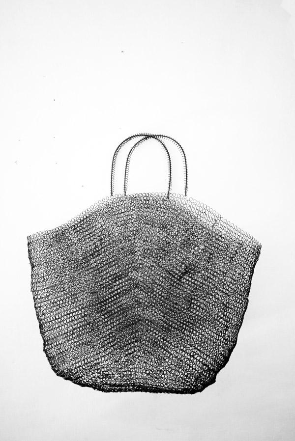 Bracelets LOOM - Design textile by Myriam Balaÿ mbdbagmetal1 photographie L'appartement