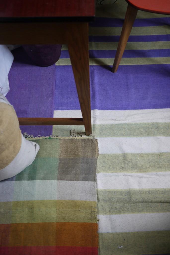 Bracelets LOOM - Design textile by Myriam Balaÿ myriam-balay-automne-tapisl-684x1024 sur un air de nature ... L'appartement