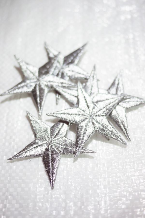 Bracelets LOOM - Design textile by Myriam Balaÿ myriam-balay-etoile-sylver couleur d'étoile argent L'appartement  etoile argent