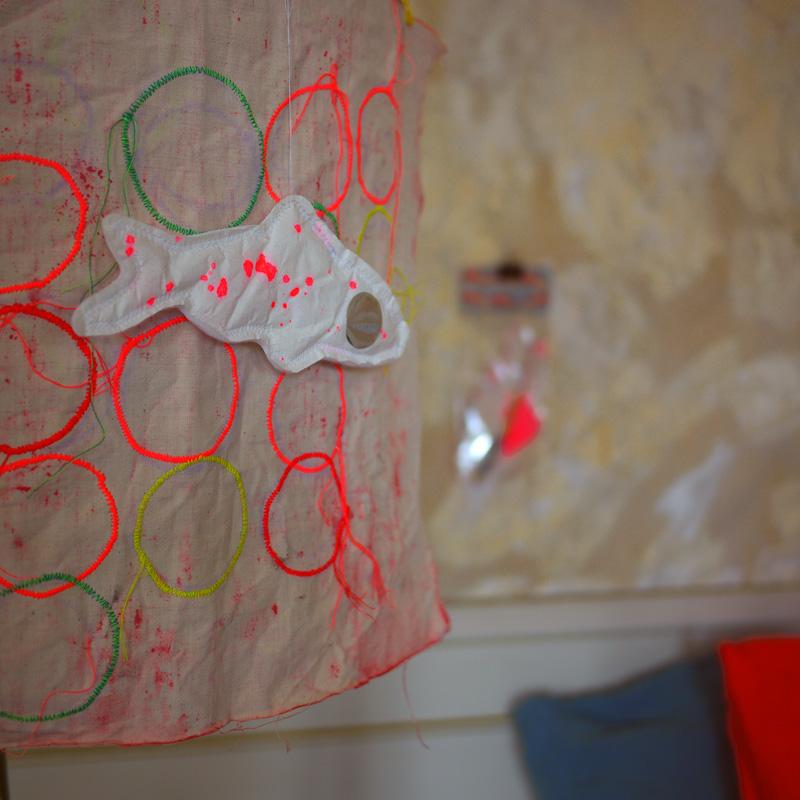 Bracelets LOOM - Design textile by Myriam Balaÿ myriam-balay-poisson-papier poisson de bonne compagnie L'appartement