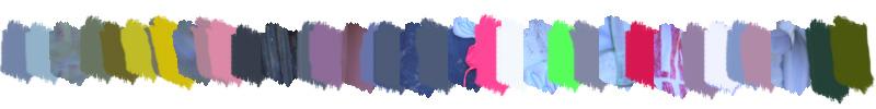 Bracelets LOOM - Design textile by Myriam Balaÿ myriam-balay-color-bag girl with medium usure radis bag L'appartement