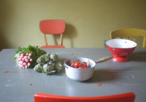 Bracelets LOOM - Design textile by Myriam Balaÿ myriam-balay-cuisine kitchen colors L'appartement