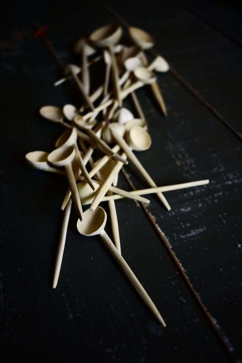Bracelets LOOM - Design textile by Myriam Balaÿ myriam-balay-cuillere-e1374054305522 jeux de cuillères L'appartement