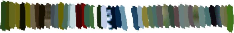 Bracelets LOOM - Design textile by Myriam Balaÿ myriam-balay-palette-du-jour un matin, un instant  L'appartement