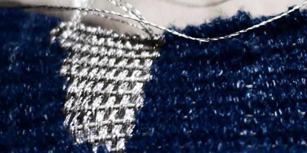 Bracelets LOOM - Design textile by Myriam Balaÿ myriam-balay-chaine-trame-e1423153957772 denim addict L'appartement