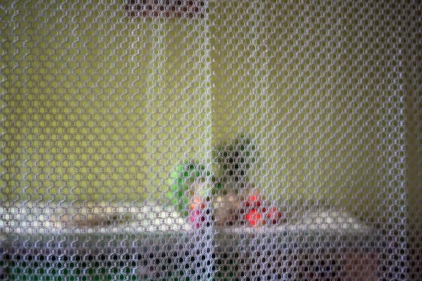 Bracelets LOOM - Design textile by Myriam Balaÿ myriam-balay-rideau-e1420209205959 à travers le rideau 2015 L'appartement