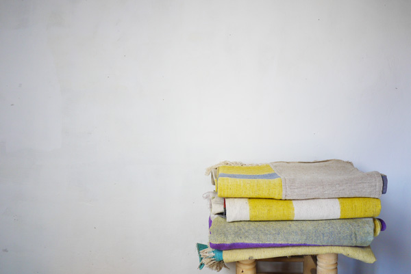 Bracelets LOOM - Design textile by Myriam Balaÿ myriam-balay-tissage CHAINE & TRAME L'appartement