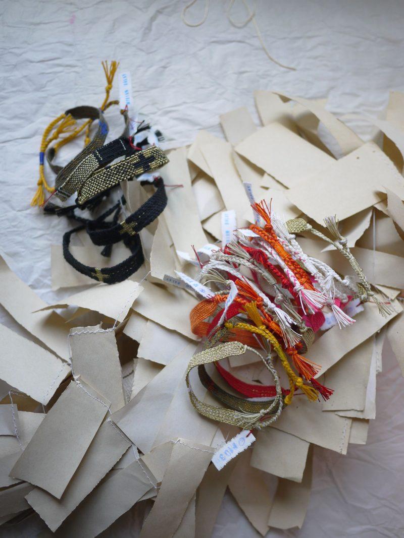 Bracelets LOOM - Design textile by Myriam Balaÿ myriam-balay-lundi1-e1556952832436 FRENCH STYLE L'appartement