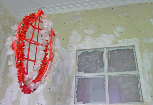 Bracelets LOOM - Design textile by Myriam Balaÿ panier Suspension lumineuse panier de fleurs (fab mbd) L'appartement