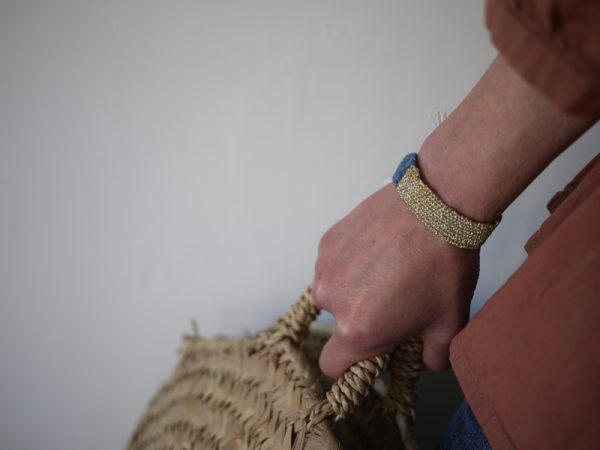 Myriam Balaÿ bracelet LOOM n°22